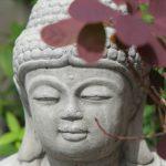 Buddha im Garten © Lars Baus 2014