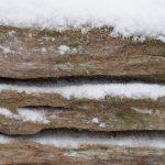 Holz und Schnee © Lars Baus 2017