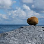 Kleiner Fels - Großer Fels © Lars Baus 2013