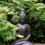 Meditierender Buddha © Lars Baus 2014