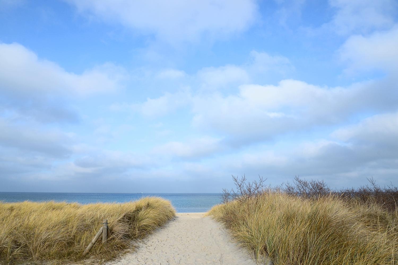 Strandübergang © Lars Baus 2017